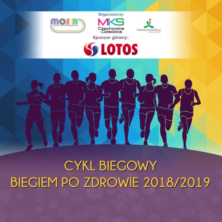 Cykl biegowy biegem po zdrowie 2018/2019