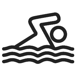 ikonka pływanie